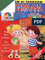 Carti Germana.pentru.cei.Mici Nr.3 Ed.erc.Press TEKKEN