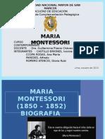Modelo Maria Montessori