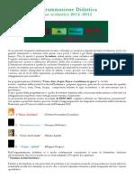 Programmazione Con Premessa 2014 2015