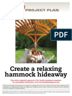 Create a Relaxing Hammock Hideaway - FH03Jun