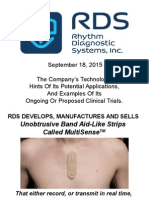 Rhythm Diagnostics Systems