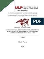 Alto Indice Morasidad Uap - 2015 Original (1)