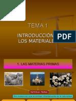 Introducción a Los Materiales