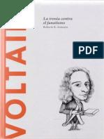 31. Aramayo, Roberto R. - Voltaire. La Ironía Contra El Fanatismo