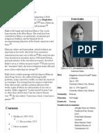 Frida Kahlo English Bio1