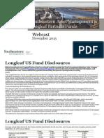 Longleaf Partners Webcast Slides