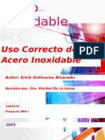 Acero Inoxidable NORMAL