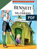 Bennett Et Sa Cabane (IB) 1951 - Anthony Buckeridge