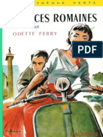 Vacances Romaines - Odette Ferry