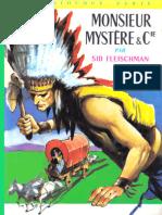 Monsieur Mystere & Cie - Sid Fleischman