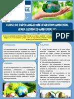1-Brochure-curso de Espec. de Gestion Ambiental