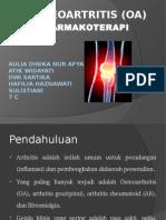Farmakoterapi Osteoarthritis