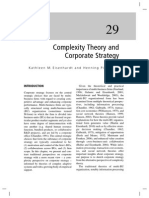 Eisenhardt,+Piezunka+-+Complexity+Theory+and+Corporate+Strategy