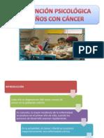 Intervencion Psicologica en Niños Coon Cáncer