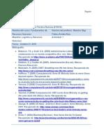 Los administradores y la administración   Actividad 1 Fundamentos de Recursos Humanos