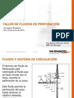 Fluidos de Perforación Base Agua