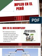 DESEMPLEO EN EL PERÚ.pptx