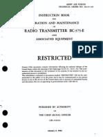 264 BC-375 Operation Maintenance Manual