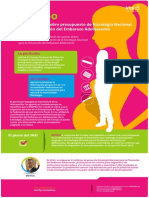 Infografía Recurso vs. CONAPO_mx sobre presupuesto asignado a la prevención del embarazo en adolescentes.