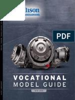 Allison Transmission Vocational Model Guide