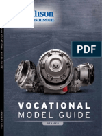 Allison Transmission Vocational Model Guide