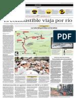 La Nueva Ruta Del Combustible, Para La Mineria ilegal.