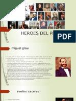 Heroes Del Peru