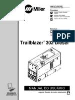 Manual Maquinda de Solda Trailblazer 302d