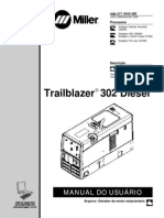 Manual Maquinda de Solda Trailblazer 302d