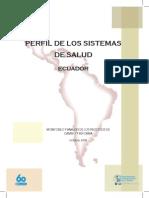 Perfil Ecuador ML4printer