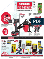 Seright's Ace Hardware December 2015 Red Hot Buys