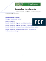 ArcGIS 101 Instalacao e Licenciamento Mega
