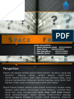 Struktur Space Frame