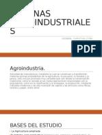 Cadenas Agroindustriales