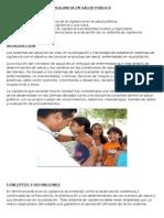 Informe de Salud II