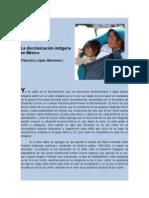 La Discriminación Indígena en México