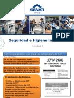 seguridad y higiene industrial
