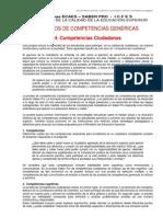 4. Competencias y Caracterísiticas. Prueba C. Ciudadanas 2014-2 (1)