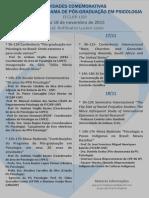 Folder 20 Anos PPG Psicologia