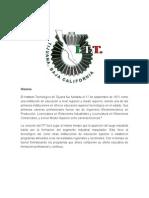 Politica Ambiental ITT