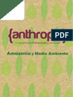 Antrhopia 10 - Amazonia
