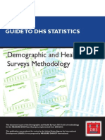 Guide to DHS Statistics 29Oct2012 DHSG1