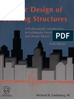 Seismic Design of Building Structures Sixth Edition