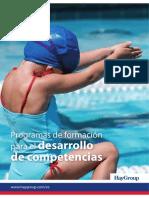Programas de Formacion Para El Desarrollo de Competencias
