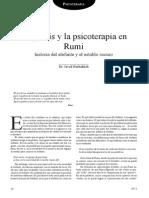 Rumi-La Gnosis y La Psicoterapia