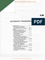 Terio 1999/2006j- Automatic Transmission