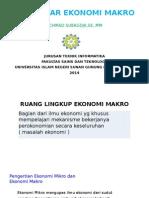 Ekonomi Makro Uin 1