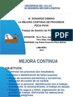 g3-Ciclo Pdca - Phva