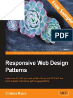 Responsive Web Design Patterns - Sample Chapter