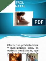 Cuidados de Enfermería a La Persona en El Control Prenatal.pptx